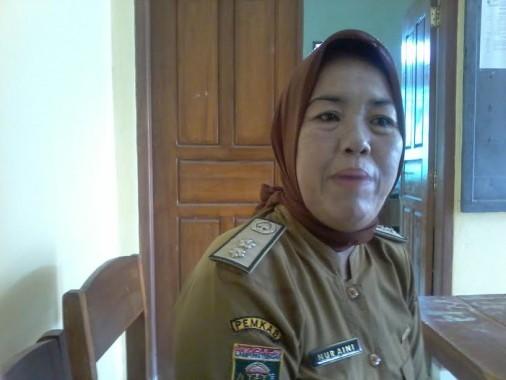 Nuraini, Kepala SMKN 1 Selagi Lingga | Lia/jejamo.com