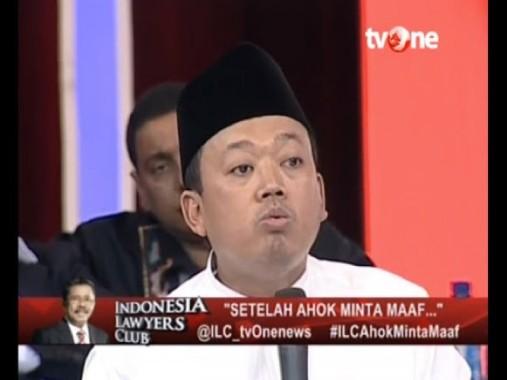 """Tayangan ILC """"Setelah Ahok Minta Maaf"""" TV One kena Semprit KPI"""