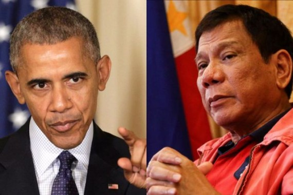 Presiden Filipina Duterte Kembali Mencaci: Go To Hell, Obama!