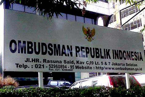 Kantor Ombudsman RI | ist