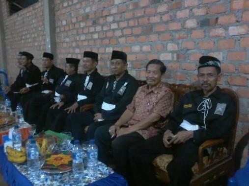 PSHT Lampung Utara Gelar Pengesahan Anggota Baru