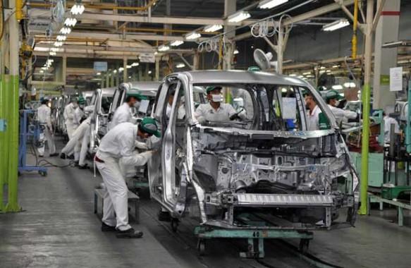 Menteri Perindustrian Minta Toyota Gunakan Baja Lokal untuk Komponen Mobil Murah