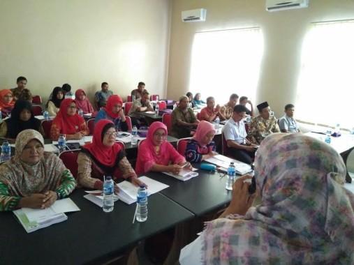 Balai Riset dan Standardisasi Industri Gelar Pelatihan di Lampung Tengah
