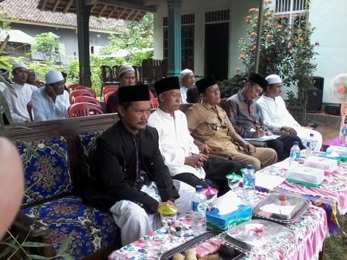 Wakil Ketua DPRD Lampung Utara Resmikan Pembangunan Gedung Yayasan Alam Amarta Al Bayyani