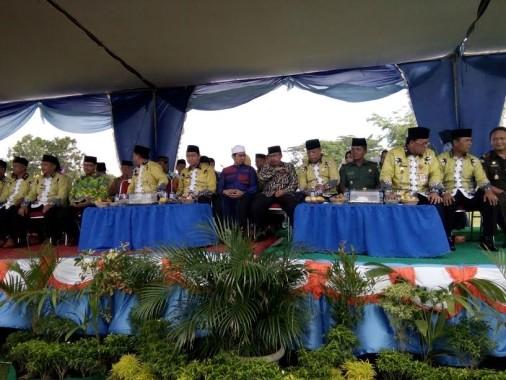 Pembukaan MTQ ke-44 Tingkat Kabupaten Lampung Utara | Lia/jejamo.com