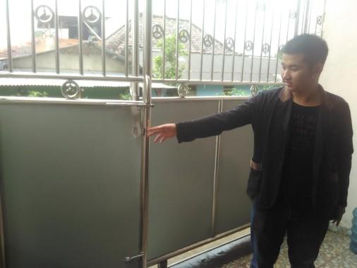 Kasihan Prayoga Heriyanto Warga Jalan Jati Kedamaian Bandar Lampung Ini, Baca Deh
