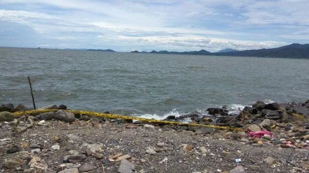 Lokasi penemuan mayat di Sukaraja, Minggu, 30/10/2016. | Ist