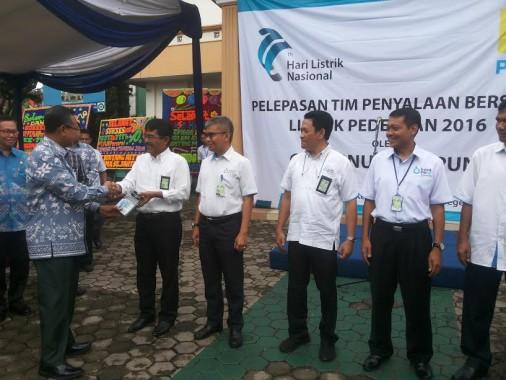 Memperingati Hari Listrik Nasional, PLN Lampung akan Salurkan Listrik ke 16 Desa