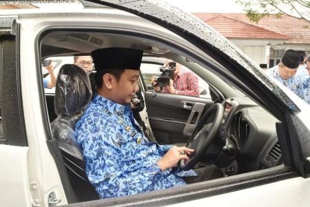 Bupati Lampung Utara Buka MTQ ke-44 Tingkat Kabupaten di Kecamatan Abung Semuli
