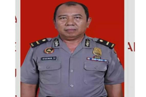 Kapolsek Karangsembung, Kabupaten Kebumen, Jawa Tengah, Ipda Nyariman | ist