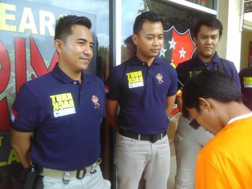 Penjual Gorengan di Bandarjaya Timur Lampung Tengah Cabuli Anak di Bawah Umur