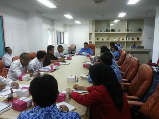 Rapat pelepasan hak pengelolaan lahan Waydadi | Sugiono/jejamo.com