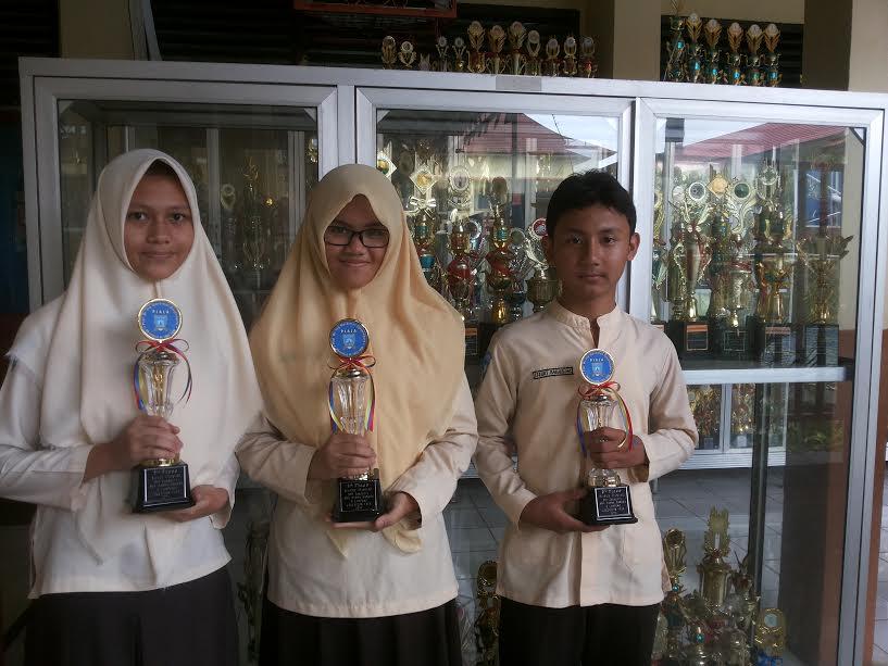SMPN 1 Bandar Lampung Juara 02SN SMA Darma Bangsa