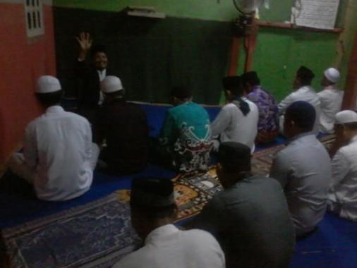 Sambut 1 Muharam, Jamaah Amarta Al Bayyani Lampung Utara Salat Tobat