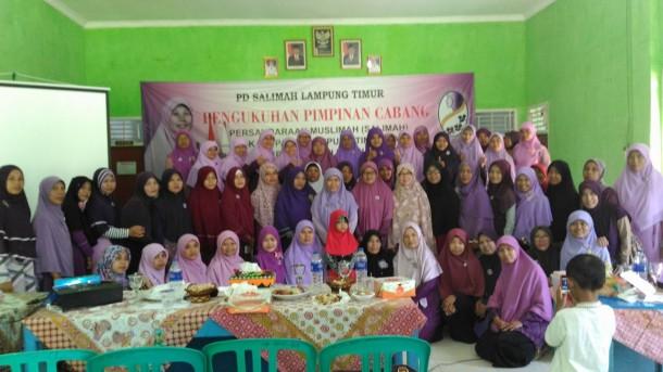 Salimah Lampung Timur Didorong Jadi Motivator