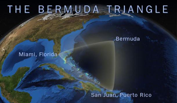 Dikenal Angker, Ini Hasil Penelitian Terbaru dari Segitiga Bermuda