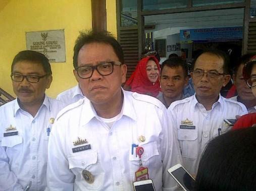 Peringati Bulan Bahasa, MGMP Bahasa Indonesia Lampura Gelar Lomba Baca Puisi dan Dongeng