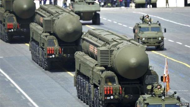 Rusia Peringatkan Warganya untuk Bersiap Hadapi Perang Nuklir