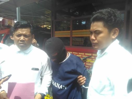 Polda Lampung Tangkap Pelaku Pencurian Sepeda Motor Spesialis Showroom