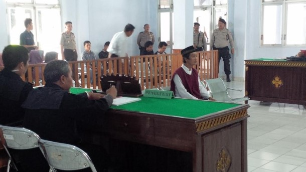 Tiga Terdakwa Kasus Pembunuhan M Jaya Pratama Dituntut 20 Tahun Penjara dalam Sidang di PN Kotabumi