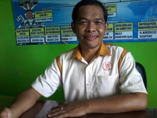 Sekretasi Koni Lampung Utara Berharap Bisa Gali Potensi Silat Klasik Tradisional