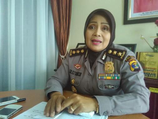 Kabid Humas Polda Lampung AKBP Sulistyaningsih. | Andi Apriyadi/Jejamo.com