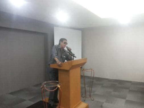 Ketua Fokmal Sutan Syahrir Oelangan | Nonot/jejamo.com