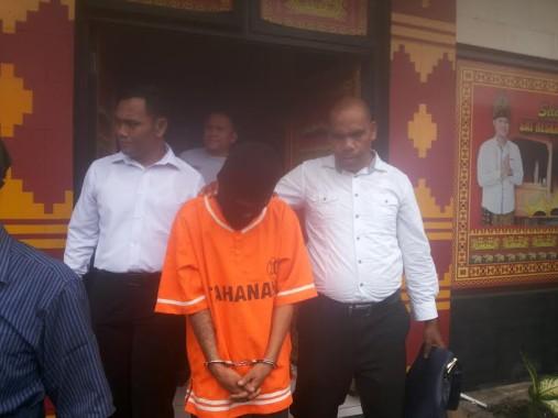 Polresta Bandar Lampung Bekuk Residivis Kasus Penjambretan