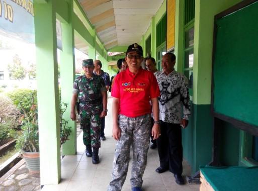 SMAN 1 Raman Utara Jadi Sekolah Hijau, Ini Kata Wakil Bupati Lampung Timur