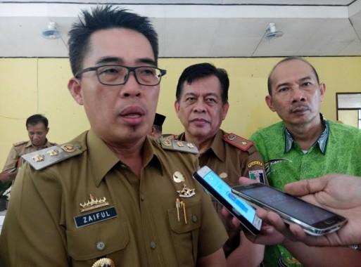 Wakil Bupati Lampung Timur Sebut Kendaraan Tonase Berlebih Penyebab Kerusakan Jalan di Lampung Timur