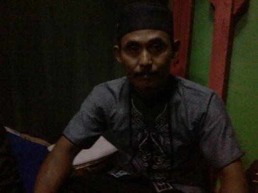 Kepala Desa Karya Sakti Kecamatan Abung Surakarta Kabupaten Lampung Utara Sukardi. | jejomo.com