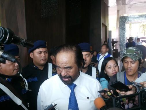 Surya Paloh Yakin Calon Usungan NasDem Menang Pilkada Serentak Lampung