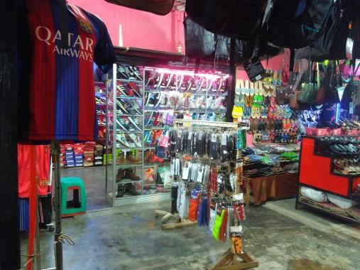 Sering Hujan, Omzet Pedagang di Sukarame Bandar Lampung Turun