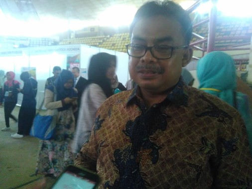 Kepala Center for Career and Entrepreneurship Development (CCED) Universitas Lampung Ayi Ahadiat. | Andi Apriyadi/Jejamo.com