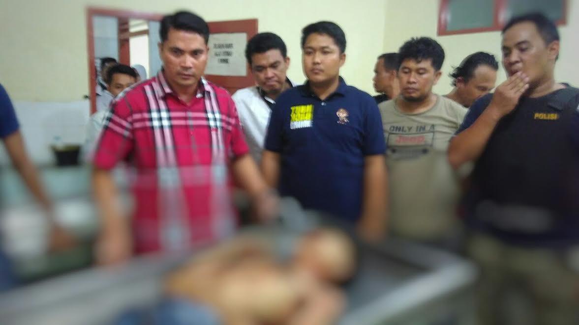Polisi Tembak Mati Begal di Jalan Way Sekampung Pahoman Bandar Lampung