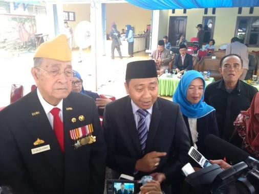 Bupati Lampung Utara Agung Ilmu Mangkunegara | Lia/jejamo.com