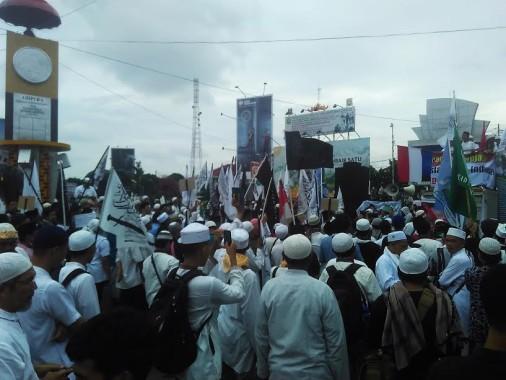Ribuan Umat Muslim asal Lampung akan Berangkat Demo 2 Desember di Jakarta