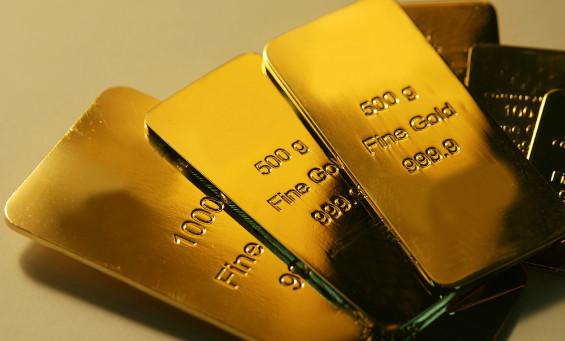 Harga Emas Anjlok, Terendah Sejak 5 Bulan Terakhir