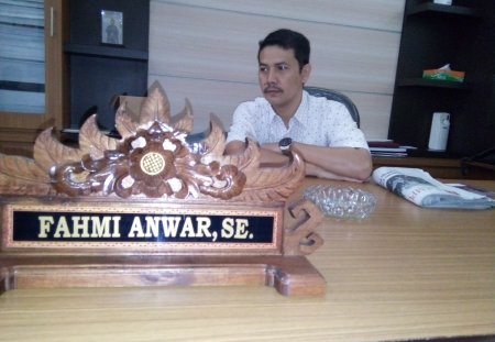 Wakil Ketua DPRD Kota Metro Fahmi Anwar: APBD Perubahan Sesuai Kebutuhan