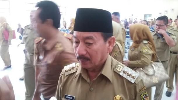 Herman HN Sambut Komisi II DPR Lihat Pelayanan Kantor Satu Atap Bandar Lampung