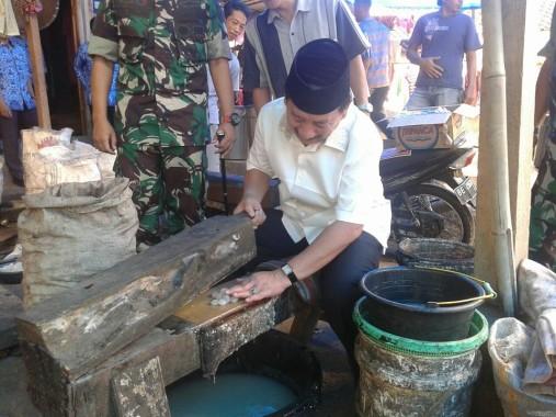 KPU Mesuji Gelar Deklarasi Pilkada Damai di Lapangan Nusa Indah Berabasan
