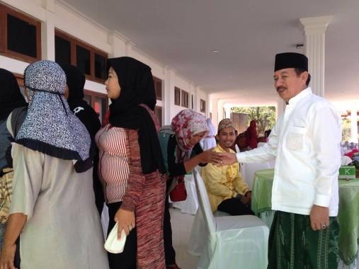 Ini Penampilan Baru Masjid dengan Jumlah Kurban Terbanyak di Lampung