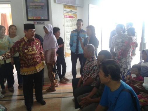 Desa Kumalo Abung Lampung Utara Optimalkan Dana Desa untuk Pembangunan Infrastruktur