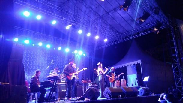 Lampung Jazz Festival Ditutup Malam Ini