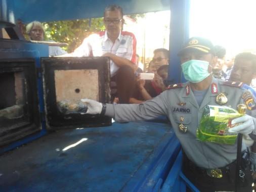 Kapolda Lampung Ancam Pecat Kasat Narkoba Bila Tak Banyak Ungkap Kasus