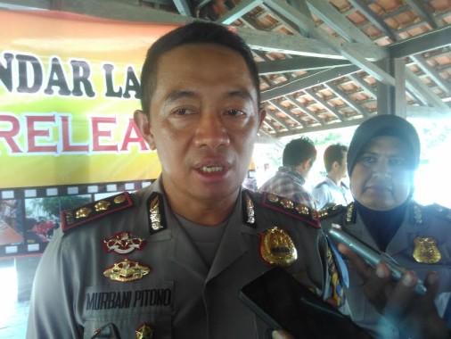 Polresta Bandar Lampung Masih Selidiki Kasus Pelemparan Bom Molotov di Jalan Kenanga Rawa Laut Bandar Lampung