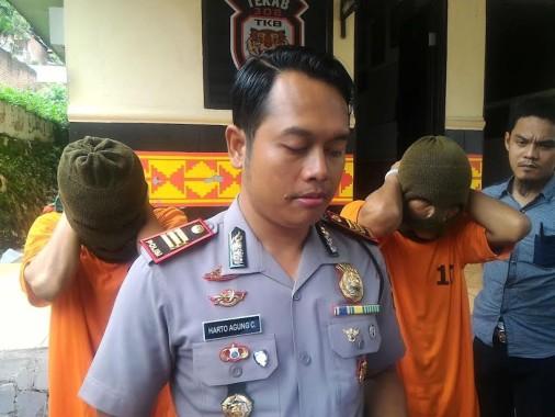Beraksi Hingga ke Gadingrejo Pringsewu,  Komplotan Maling Ditangkap TEKAB 308 Polsekta Tanjungkarang Barat