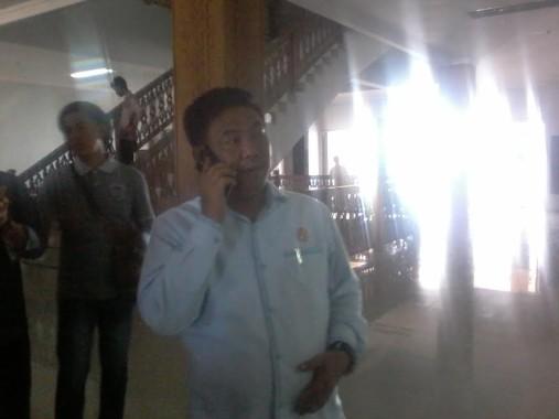 Ketua Komisi A DPRD Tulang Bawang Barat Sebut Umar Ahmad dan Fauzi Hasan Bagai Emas 24 Karat