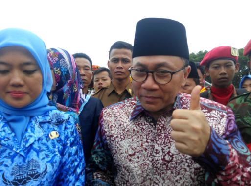 Zulkifli Hasan Tak Melarang Warga Lampung Timur yang Ingin Ikut Aksi Damai 212