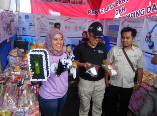 Fantastis, Total Pengunjung Festival Way Kambas Lampung Timur 100 Ribuan